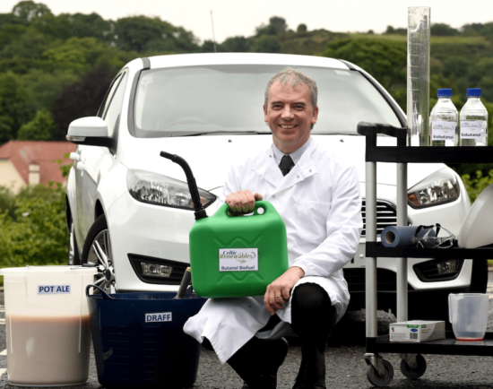 Celtic Renewables Founder Martin Tangney Launches Green Tech