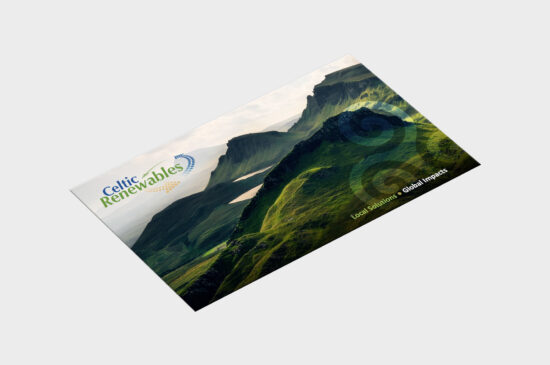 Celtic Renewables Investment Crowdfunding Fundraising Deck